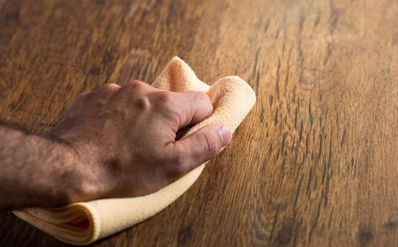 Finitura, manutenzione e conservazione del parquet